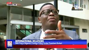 Nigeria Diplomats Discuss Nigeria's Foreign Policy Under Buhari