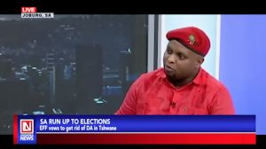 South Africa: Economic Freedom Fighters (EFF) Vow to Remove the DA from Power in the Forthcoming Elections