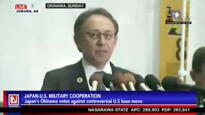 Japan's Okinawa Votes Against Controversial Relocation of US Base