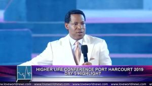 Christianity Defined as Deity at Work in Humanity at Higher Life Conference