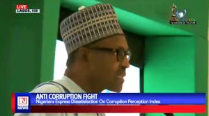 2.	Buhari's Anti-Corruption Fight in View