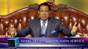 """This Month is the Month of Walking in the Light,"" Pastor Chris Announces"