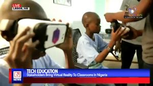 Virtual Reality Technology Introduced in Nigeria