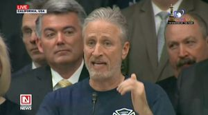9/11 Victims: Comedian Jon Stewart Urges Congress Authorize Extend the Victim Funders