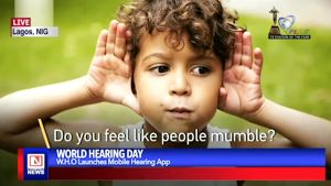 Mobile Hearing App Launched on World Hearing Day
