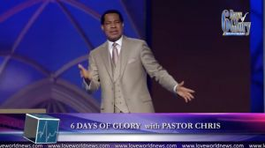 "Pastor Chris Welcomes CE Lagos Zone 5 to ""6 Days of Complete Metamorphosis"""