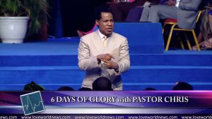 Congregants Gain Full Awareness of the In-dwelling Christ as Pastor Chris Taught