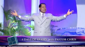 Attendees Pour out God's Spirit as Pastor Chris Ministers at 6 Days of Glory