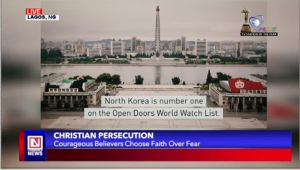 Christian Woman in North Korean Prison Prays