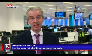 Market Remains Calm Despite Brexit Delay