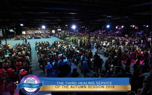 2019 Autumn Session of Healing School Concludes with Extraordinary 3rd Service