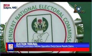 INEC Refutes PDP's Presidential Election Server Result Claims