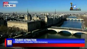 France's Iconic Eiffel Tower Celebrates 130th Anniversary