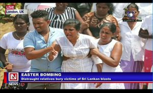 European Union Condoles with Victims of Sri Lanka Easter Attacks