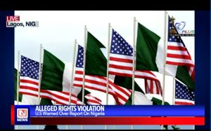 Nigerians in Diaspora Condemn US Over Reports on Nigeria