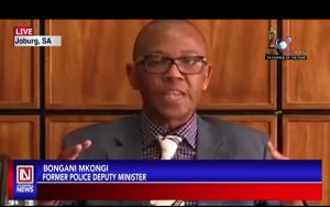 S.A Former Deputy Police Minister on Xenophobia