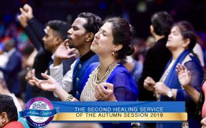 Superlative Expressions of Worship and Prayer at the Second Healing Service