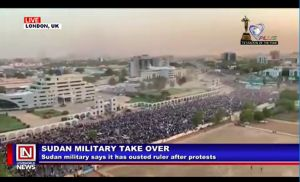 Sudan Military Ousted President Over Corruption