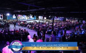 Second Healing Service of 2019 Healing School Autumn Session Takes Off in Power