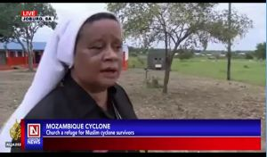 Church Opens Her Doors for Flood Victims in Mozambique Cyclone