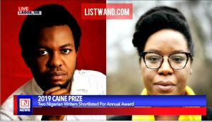 Two Nigerian Authors Shortlisted for 2019 Caine Prize for African Writing Award