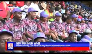 Minimum Wage: Nigerian Governors Lament Over Poor Economy