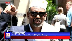 US Court Declares Former Somali Military Commander Guilty of Torture