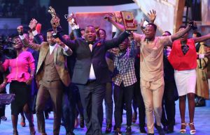 Christ Embassy Accra Ghana Zone Wins Capstone Honor of ICLC Presidential Awards