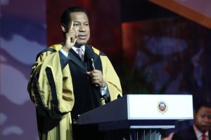 Pastor Chris Celebrates God's Soldiers at ICLC 2019, Presidential Awards