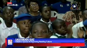 Lagos State Government Encourages Reading Culture Among School Children