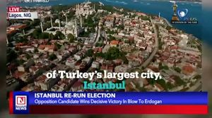 Turkish Opposition Wins Istanbul Re-run Elections