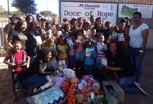 CE SA Zone1LMAM 'Orphanage Blanket & Food Drive' Breeds Comfort to Locals
