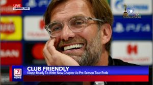 Liverpool Maintains Readiness to Retain Champions League Trophy