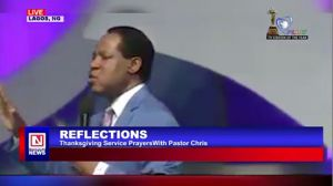 Pastor Chris Proclaim Blessings Over God's People