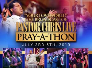 Highlights of Your LoveWorld, Pastor Chris Live Pray-A-Thon Day 2, Session 1
