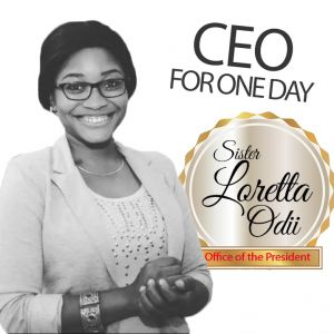 Sister Loretta Odii Emerges LoveWorld CEO for One Day