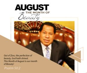Pastor Chris Announces August to be the 'Month of Beauty' at Global Service