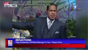 Pastor Chris Exhorts on Vocalizing Your Faith