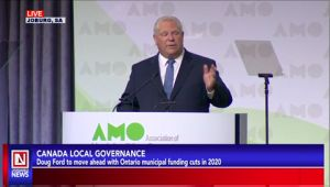 Ontario to Move Ahead with Controversial Municipal Funding