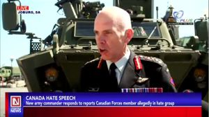 Canadian Military Responds to Reports on Alleged Hate Group