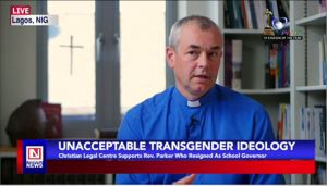 Church Reverend Resigns Position Over Gender Transition Issues