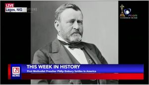 Week in History: First Methodist Preacher to Migrate to New York City