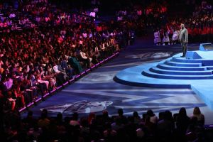 Uncommon Coaching Experience at 'LoveWorld Next Conference' with Pastor Chris