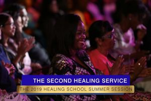 Past Students Share Faith-Stirring Testimonies at Second Healing Service