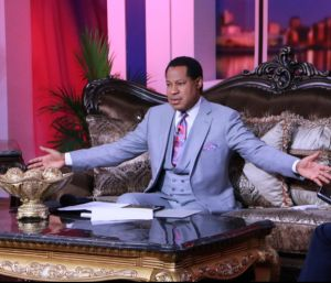 September is 'The Month of Uplifting!' Pastor Chris Announces at Global Service