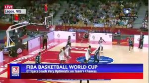 FIBA World Cup: Nigerian Side Loses  Second Consecutive Time in China