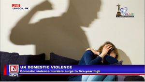 Domestic Violence Rises to its Peak in UK for Five Years