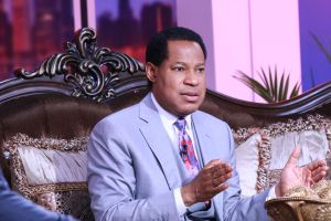 Pastor Chris Welcomes Global Audience to September Communion Service