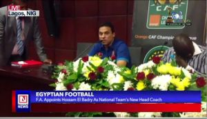 Egypt Names a New Head Coach for National Team