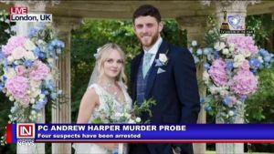 Four Suspects Arrested in Connection with PC Andrew Harper's Murder